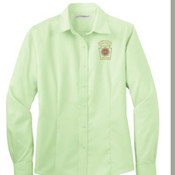Port Authority Ladies Non-Iron Twill Shirt