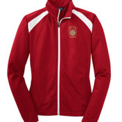 Ladies Sport-Tek - Tricot Track Jacket.