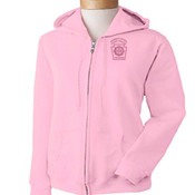 Gildan Ladies Heavy Blend™ Ladies' 8 oz., 50/50 Full-Zip Hood