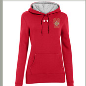 UA LADIES TEAM RIVAL FLEECE