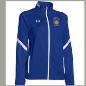 UA LADIES QUALIFIER WARM-UP JACKET