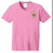 Port & Company Ladies 50/50 Cotton/Poly T-Shirt