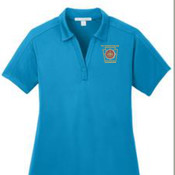 Port Authority Ladies Diamond Jacquard Polo